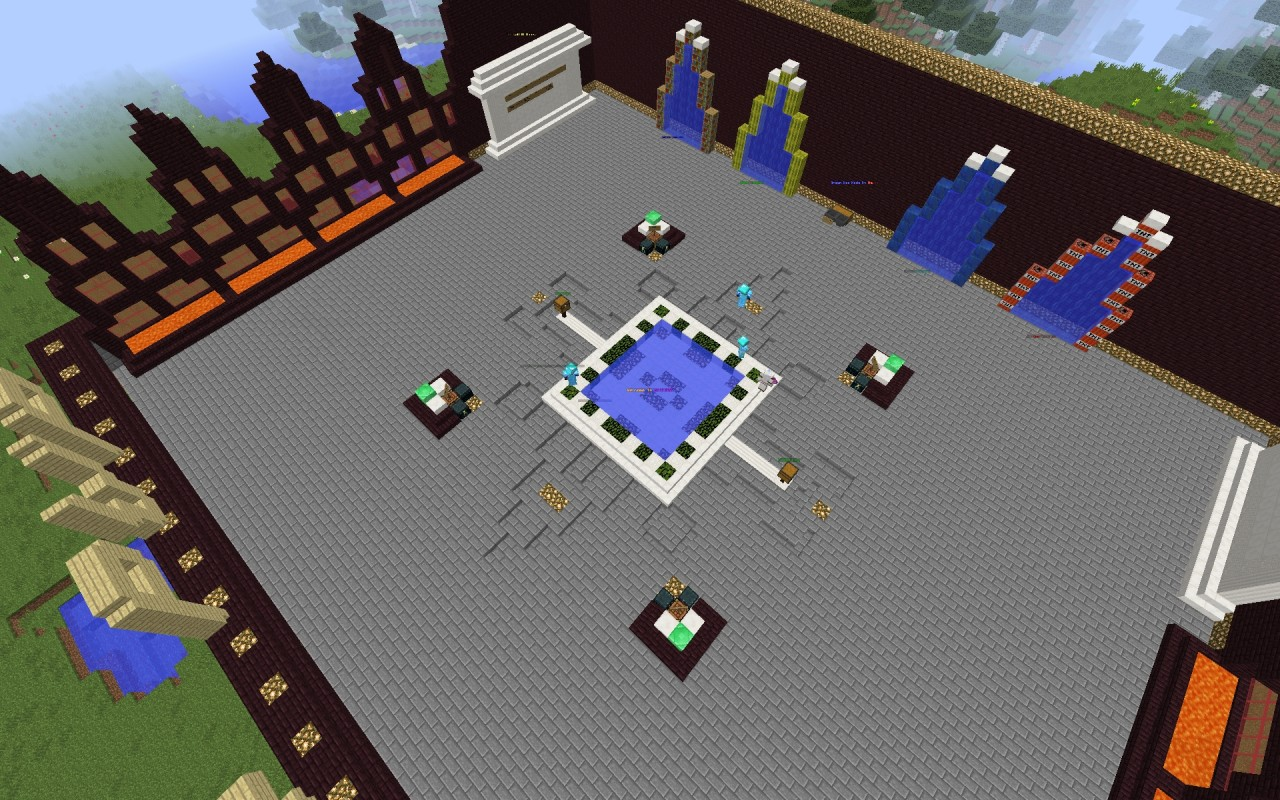 PVP Minecraft servers 1.7 - Minecraft server list