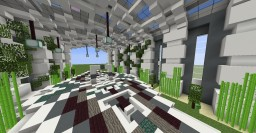 Modern Lobby [Lobby Spawn Sever] Minecraft Map & Project