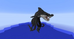 The amazing sharktopus [ORGANIC] Minecraft