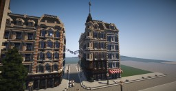 victorian pub (with Download!) Minecraft