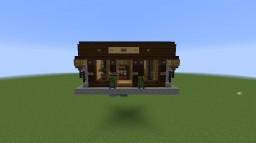 General store - Custom villagers Minecraft Map & Project
