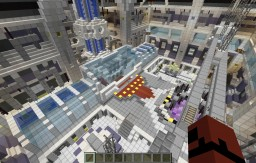 HiveMC's The Lab Minigame Lobby [REPLICA] Minecraft Map & Project