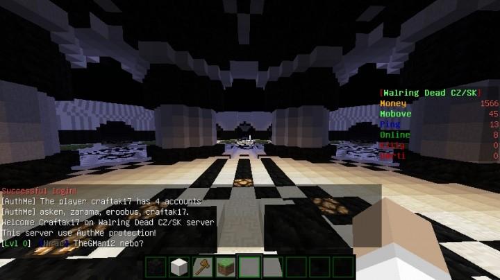 Craftak17.Spawn.2.schematic Minecraft Project on