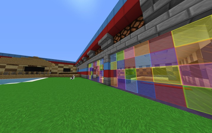 Big Brother Backyard Bbq : Big Brother  Minecraft Map Minecraft Project