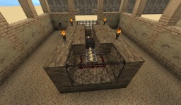 Home Made Mob Spawner (Makes tons) Minecraft Project