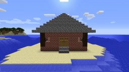 Sea shack Minecraft Map & Project