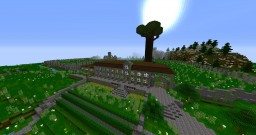 Mount Grace Priory  ( Mediavel Monks Monastery ) Minecraft Map & Project