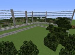 Rebuild Jurassic park Minecraft Map & Project