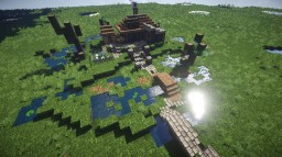 A Witche`s House Minecraft Map & Project