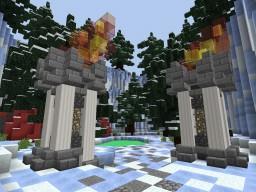 Taiga Prison Mine Minecraft Map & Project