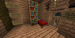 60 minute map; THE MUNCHIES Minecraft Project