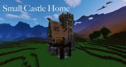 Small Castle Home Minecraft