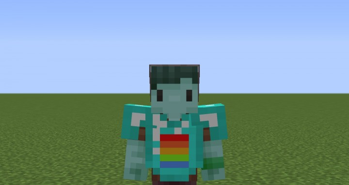 Rainbow Chestplate