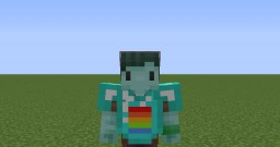 [Endless Rainbow v. 1.8] Minecraft Texture Pack