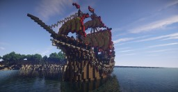 The Chubby Fox [Fantasy Carrack] Minecraft Map & Project