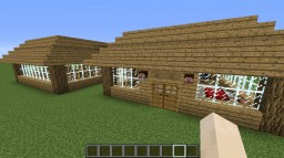 Basic Starter House Minecraft Map & Project