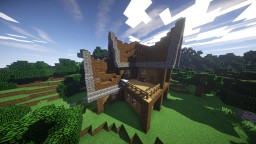 My First House Minecraft Project