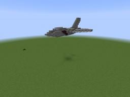 Panavia Tornado Minecraft Map & Project