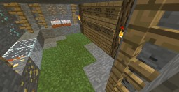 The Underground Survival - Survive Without seeing the sky Minecraft Map & Project