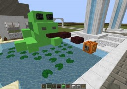 Creative Frog  Minecraft Map & Project