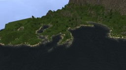 Custom Terrain Minecraft