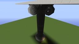 Roman Column/Pillar Minecraft Map & Project