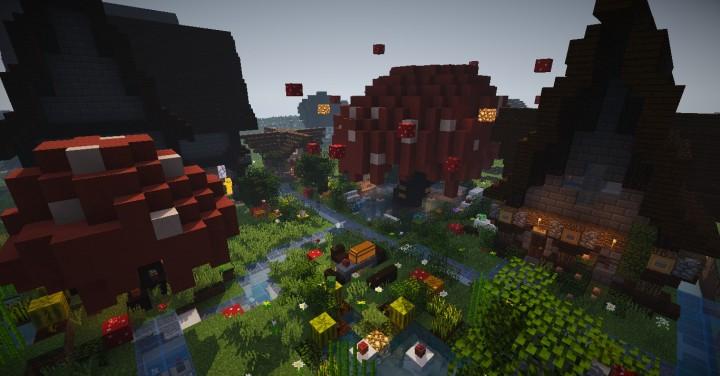 My Survival Town Silvermist Fairy Amp Medieval Town