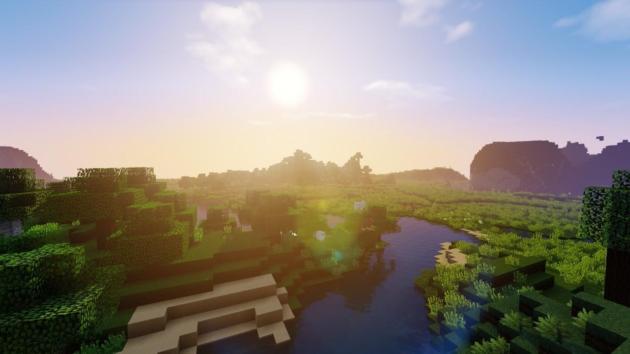 How to install Shaders Mod 1.8 (Mac OS X El Capitan) Minecraft Blog