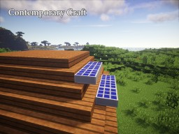Contemporary Craft Minecraft Texture Pack
