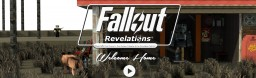 Fallout Revelations: To The Edge Of Wastes and Beyond Minecraft