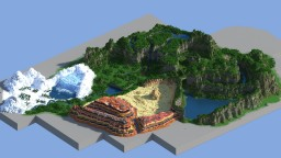 RPG World Minecraft Map & Project