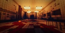 Saw: The Bathroom Trap Minecraft Project