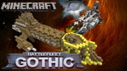 Battlefleet Gothic - Xenos Warships Complete Pack! Minecraft Map & Project