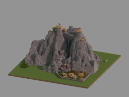 Casterly Rock (Game of Thrones) Minecraft Map & Project