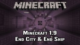 Minecraft 1.9 | How to find the End City & End Ship Minecraft Blog Post