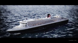 RMS Queen Mary 2 - Refit 2016 Minecraft Map & Project