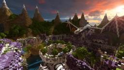 Eldenor - Elven lobby Minecraft Map & Project
