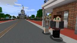 Imagineering Parks - Custom Theme Parks, Minigames Minecraft Server