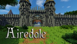 Realm Of Champions MMO   Airedale The spawn city   THANK YOU FOR FRONT PAGE!! Minecraft Map & Project