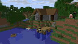 How to Build a Medieval House Minecraft Blog Post
