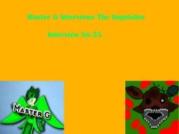 Master G Interviews The Inquisitor Minecraft Blog Post