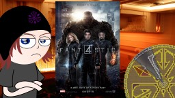 Movie Review: Fantastic Four - Those Who Cannot Remember the Past are Condemned to Repeat it Minecraft