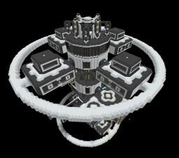 Space Station V2 Minecraft