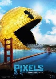 PIXELS :Movie Review     -Major Spoilers-  (The Video Is The Trailer) Minecraft Blog Post
