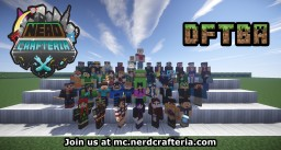 Nerdcrafteria - Home of the Nerdfighters! Minecraft Server