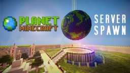 PMC Plaza - Planet Minecraft Server Spawn [1.8+] Minecraft Project