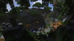 Jungle PVP arena (commission) Minecraft Project