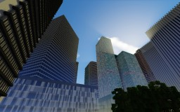 Anderfield-An original realistic modern city project in minecraft by Anderson_55 Minecraft Map & Project