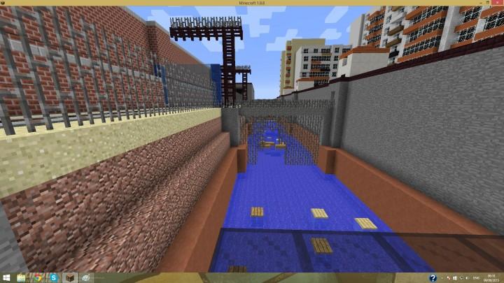 Start of Sewers