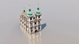 Basilica of Our Lady of Sorrows Minecraft